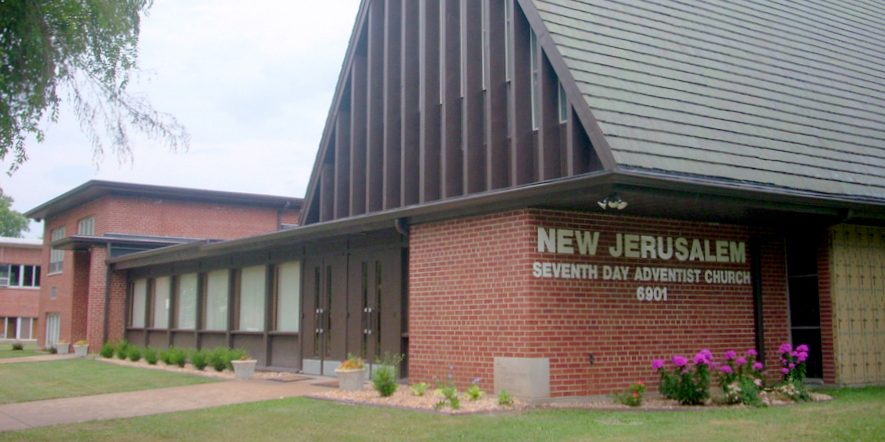 WELCOME! TO NEW JERUSALEM SDA CHURCH